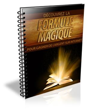 découvrez la formule magique